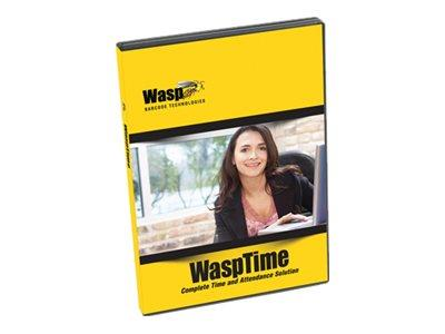 WASP Time Pro Biometric Solution with FRED ( v. 7 ) - box pack (upgrade)
