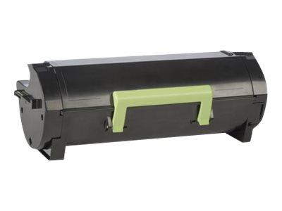 Lexmark 602XE Black High Yield Return Program Toner Cartridge