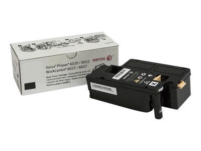Xerox Black Toner Cartridge (Yield 2,000 Pages)