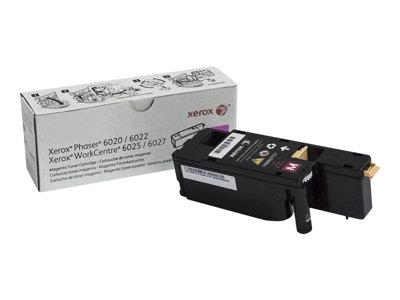 Xerox Magenta Toner Cartridge (Yield 1,000 Pages)