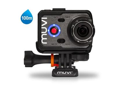 Veho Muvi K-Series K-2 NPNG Wi-Fi Action Camera