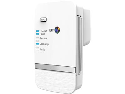 BT Dual-Band Wi-fi Extender 610