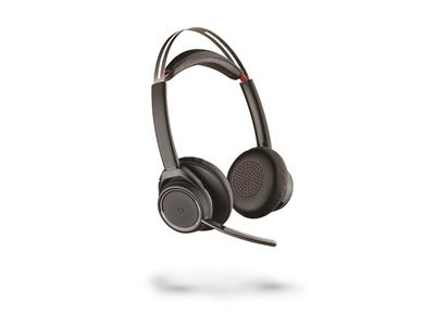 Plantronics Voyager Focus UC B825 Stereo Headset (PC & Bluetooth)