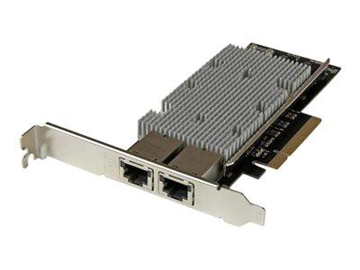StarTech.com 2-Port PCI Express 10GBase-T Ethernet Network Card