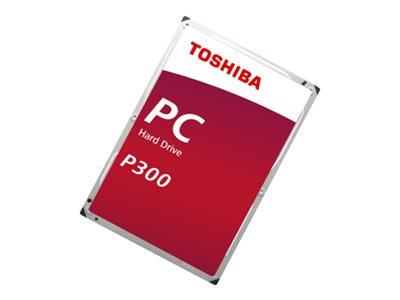 "Toshiba P300 2TB 3.5"" SATA 6Gb/s 7200rpm 64MB High Performance Drive"