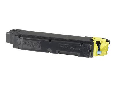 Kyocera Toner Kit TK-5140Y Yellow 5000 Pages
