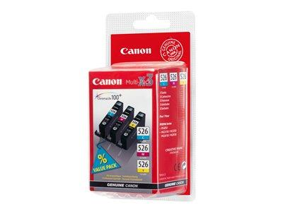 Canon Cyan Magenta Yellow Multipack