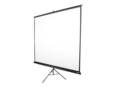Elite Screens 178cm x 178cm V/iewing Area 251 Diagonal 1:1 Format White