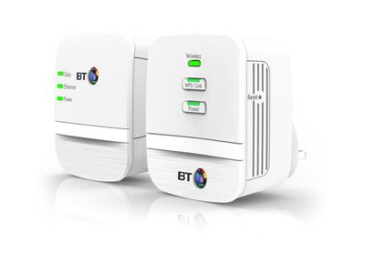 BT Mini Wi-Fi Home Hotspot 600 Kit