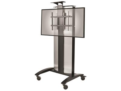 "Peerless-AV Flat Panel Video Conference Cart  For 32"" to 75"" Displays"