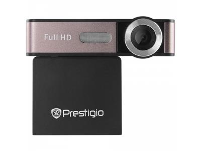 Prestigio RoadRunner 505 Dashcam with 16Mb Micro SD