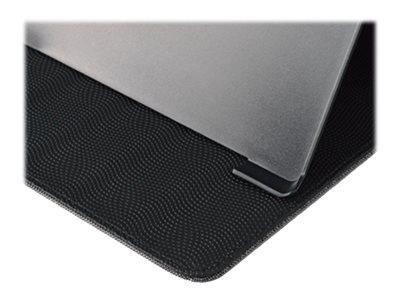 Techair Surface Pro 4 Folio Case Black/Grey