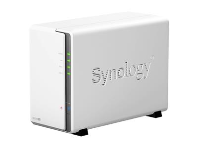 Synology DS216J 2bay Dual Core Diskless NAS Enclosure