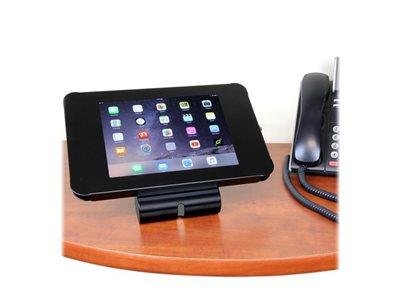 StarTech.com Lockable Tablet Stand for iPad - Desk or Wall Mountable