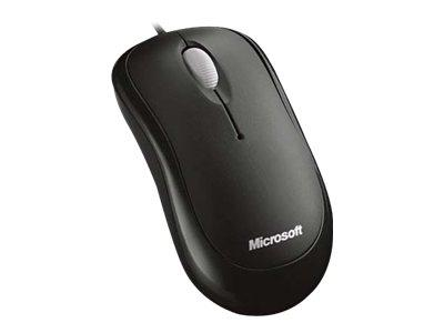 Microsoft Basic Optical Mouse for Business PS2/USB White