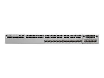 Cisco Catalyst 3850-12S-S Switch 12 ports Managed Desktop/Rack-Mountable
