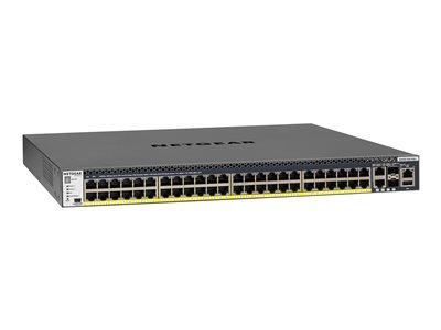 NETGEAR M4300-52G-POE+ Managed Switch APS550W