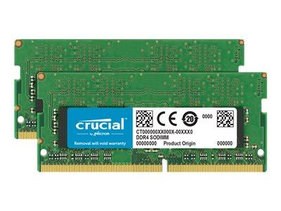 Crucial 32GB Kit (16GBx2) DDR4 2400