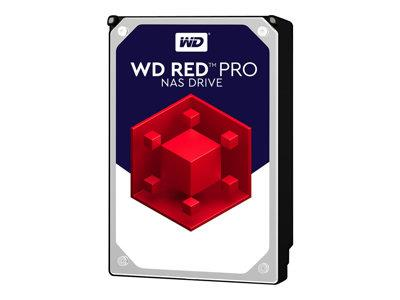 "WD 2TB Red Pro NAS Hard Drive 3.5"" SATA 6Gb/s 7200RPM 64MB"