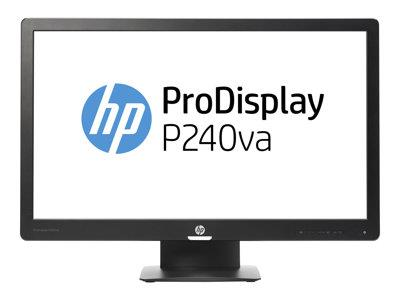 "HP ProDisplay P240VA LED 23.8"" Monitor 1920x1080 8MS"