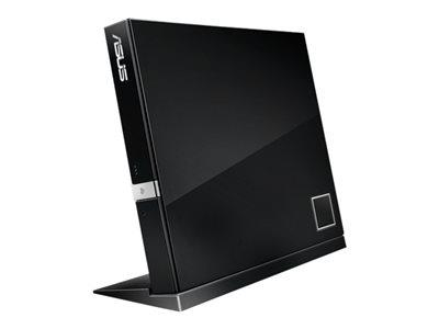 Asus SBW-06D2X-U Blu-ray 6X Writer External USB2.0 Black