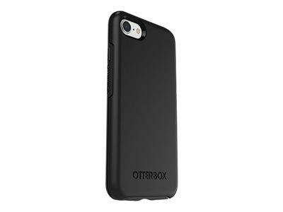 OtterBox Symmetry Series Case for Apple iPhone 7/8  - Black