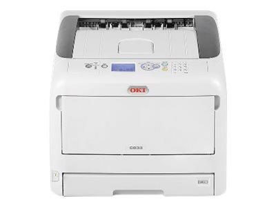 OKI C833n-2AC A4 A3 Colour Laser Printer