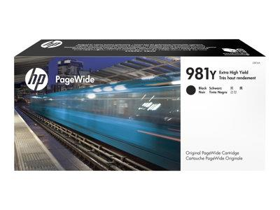 HP INK CARTRIDGE 981Y BLACK