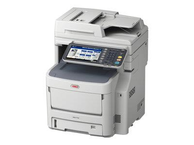 OKI MC780DFNFAX A4 Colour Multifunction Printer
