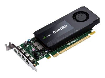HP NVIDIA Quadro K1200 - Graphics card - Quadro K1200 - 4 GB GD
