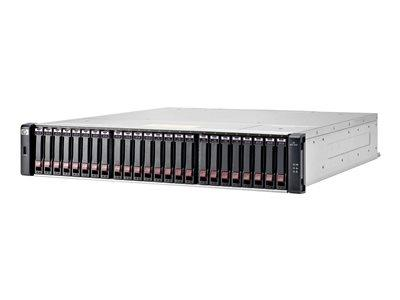 HPE Modular Smart Array 1040 Dual Controller SFF Bundle