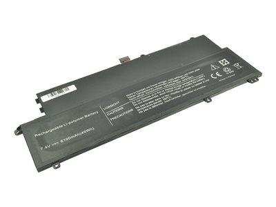 2-Power Main Battery Pack Li-pol 6100 mAh