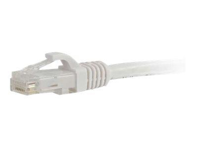 C2G 2m Cat5E UTP LSZH Network Patch Cable - White