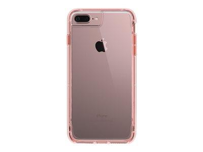 Griffin Survivor Clear for iPhone 7 Plus / 6s Plus / 6 Plus - Rose Gold