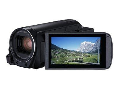 Canon Legria HF R88 Camcorder Black 16GB FHD WiFi inc Wide-Angle