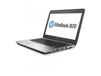 "HP EliteBook 820 Intel Core i7-6500U 8GB 512GB SSD 12.5"" Windows 7 Pro"