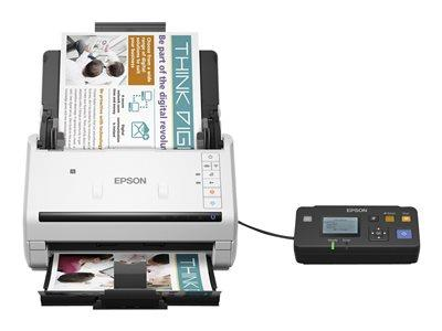 Epson WorkForce DS-570W WiFi Sheetfed A4 Document Scanner