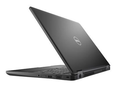 "Dell Latitude 5580 Core i5-7200U 8GB 128GB SSD 15.6"" Win 10 Pro"