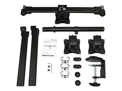 StarTech.com Triple-Monitor Arm - Steel