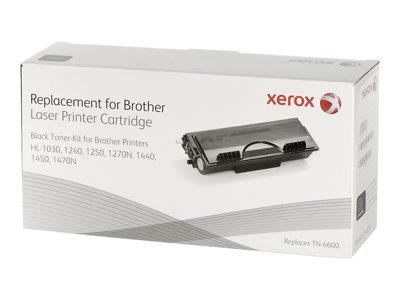 Xerox TN6600 Black Toner Cartridge