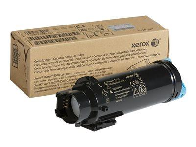 Xerox Cyan High Capacity Toner Cartridge (2500 Pages)