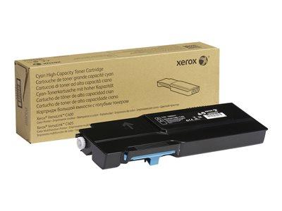 Xerox Yellow High Capacity Toner Cartridge (4800 Pages)