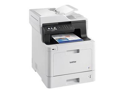 Brother DCP-L8410CDW Colour Laser Multifunction Printer