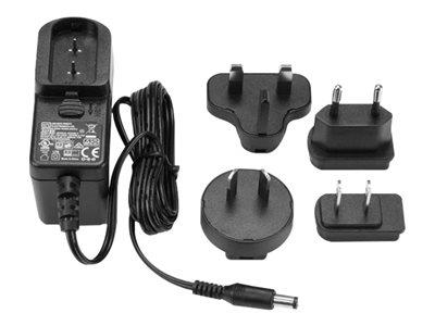 StarTech.com DC Power Adapter - 5V, 3A