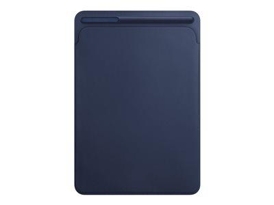 Apple Leather Sleeve for 10.5-inch iPad Pro - Midnight Blue