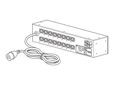 APC Switched Rack PDU AP7922B Power Distribution Unit