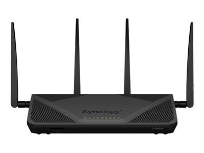 Synology RT2600ac Wireless router 4-port switch GigE