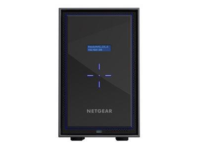 NETGEAR ReadyNAS 428 (Diskless)