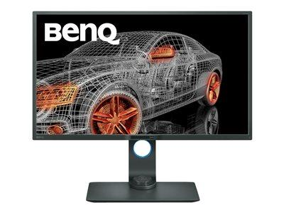 "BenQ PD3200Q 32"" 2560x1440 4ms DVI HDMI USB 3.0 DisplayPort LED AMVA Monitor with Speakers"