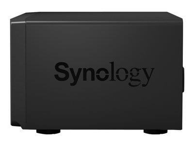 Synology DS1817 24TB (4 x 6TB WD Red HDD) 8 Bay Desktop NAS Enclosure